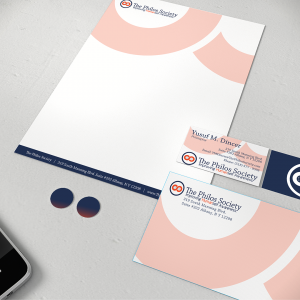 The Philos Society Identity Package
